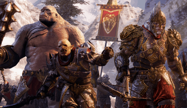 Middle-earth: Shadow of War Best Games Like Skyrim