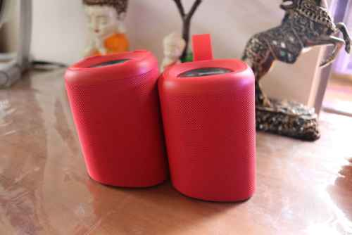 iBall Musi Twins Bluetooth Speaker Review 1