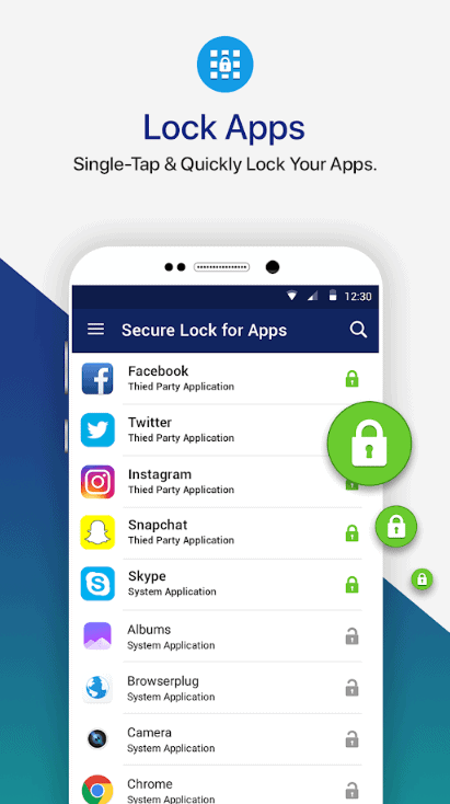 How to lock Files, Folder, and Apps with Your Fingerprint 1