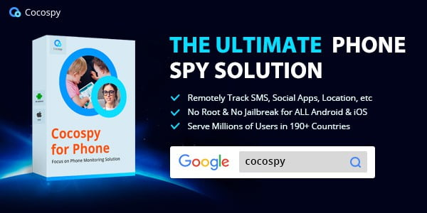 The Best Spy App for Android – Cocospy Review 1