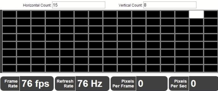 Overclock monitor