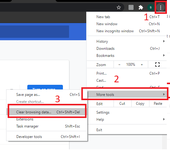 7 Quick Fix To Resolve If Chrome is not saving passwords 11