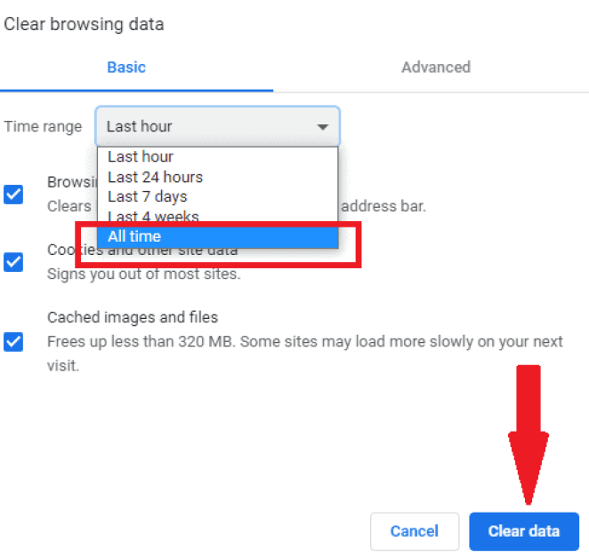 7 Quick Fix To Resolve If Chrome is not saving passwords 13