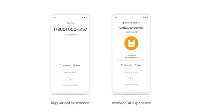 Google Launches Verified Calls Feature to Assure Safe Communication. 2