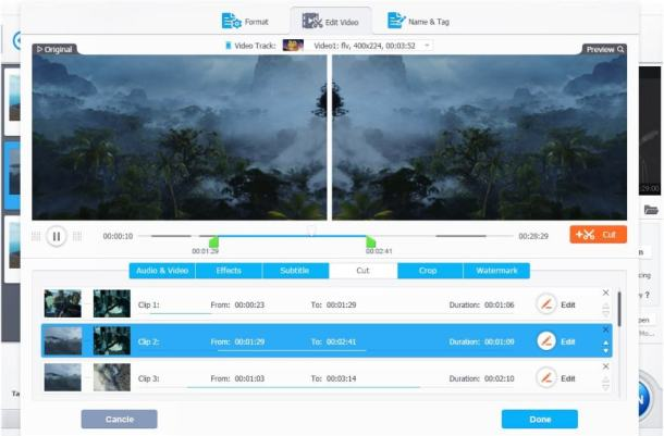 Why We Choose VideoProc to Process and Reduce GoPro 4K File Size 3