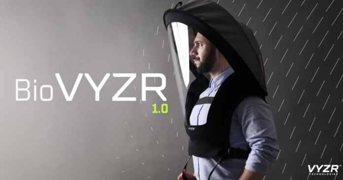 biovyzr face shield