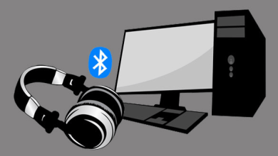 Bluetooth headphones to PC connection