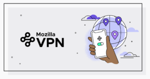featured image of the mozilla vpn