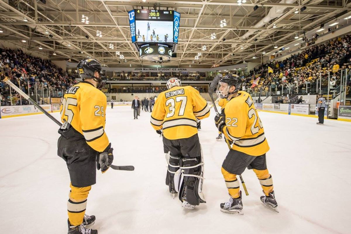 Series Preview  WCHA Championship Game Bowling Green   Michigan Tech – Tech  Hockey Guide 770ae37748930