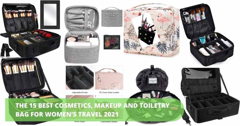 best cosmetics bag for travel