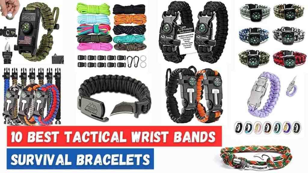 best tactical wrist bands