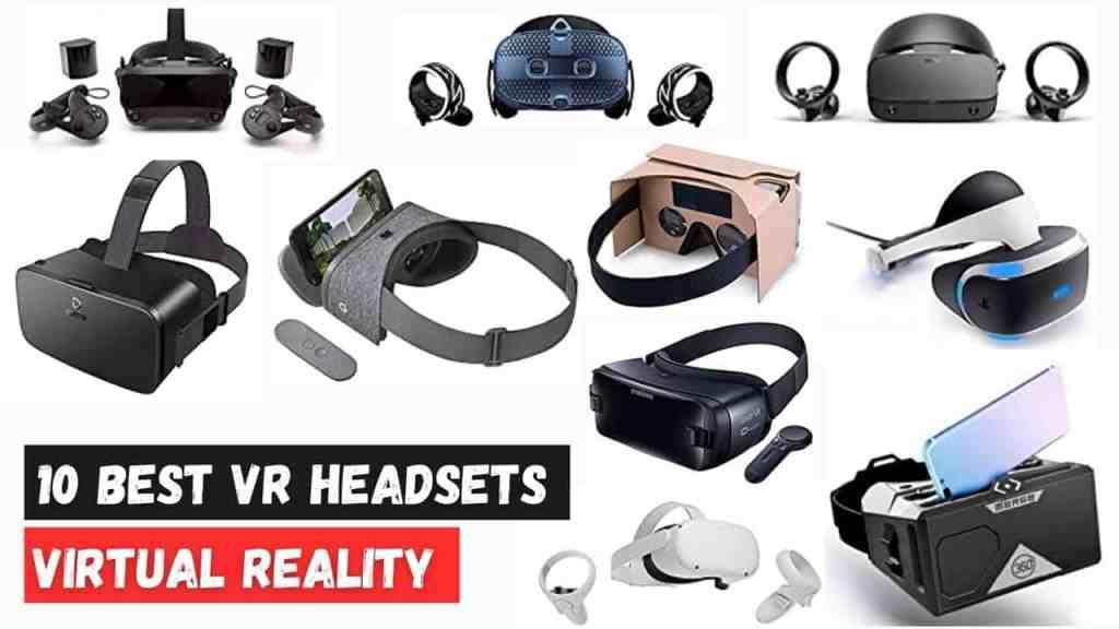 best vr headsets under 100