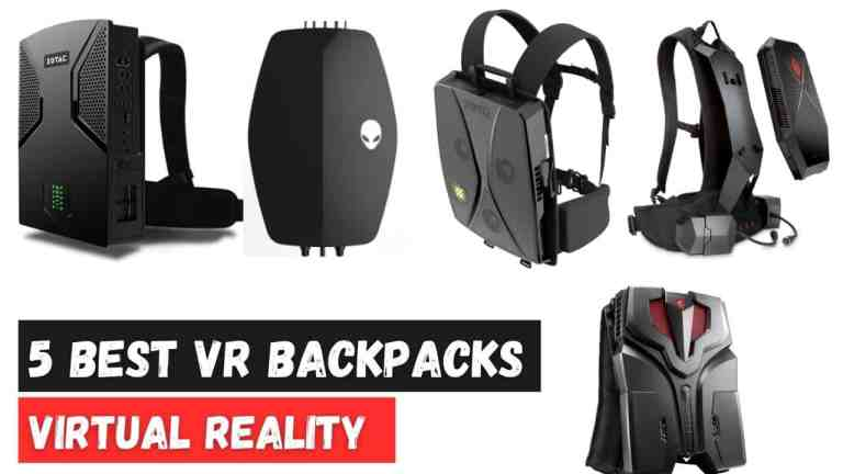 5 Best VR Backpacks Computer, Pc, Laptop for Gaming USA