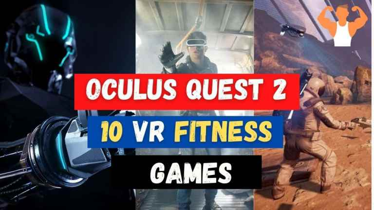 Top 10 Best Oculus Quest 2 Fitness Games – Workout VR Games USA 2021