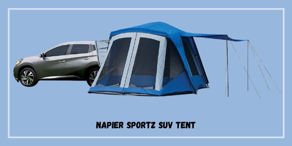 The Napier Sportz SUV Tent USA 2021