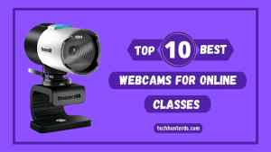 best webcams for teaching in online classes