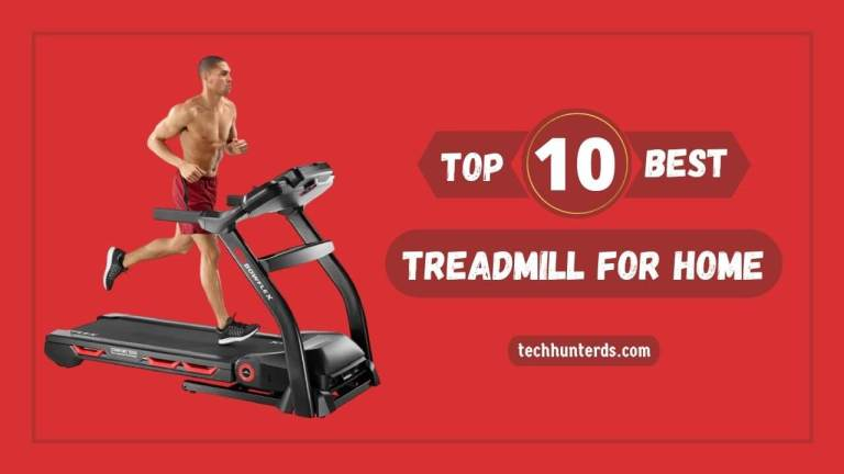 best treadmills for home use and senior walking USA 2021