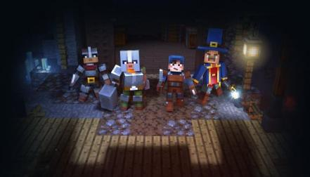 Minecraft Dungeons: Catch up on all the news about Mojang's