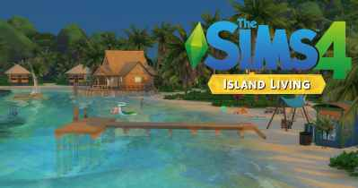 The Sims 4 Island Living Is Every Fan's Dream Come True ...