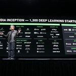 "Nvidia CEO: ""Software is eating the world, but AI is going to eat software"""