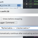 Advanced debugging with Xcode ?