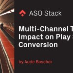 Multi-Channel Traffic Impact on Play Store Conversion