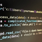 Top 10 Coding Mistakes Made by Data Scientists