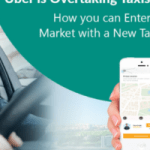 Uber is overtaking taxis in Australia: How you can enter this market with a new taxi app?