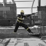 Evaluate Construction Site Safety on iOS using Machine Learning