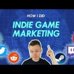 How I did Marketing for my game that sold $128k in one year