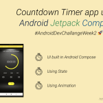 Let's Make a Countdown Timer app using Android Compose