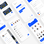 Case Study: Redesigning SportsYapp Mobile app.