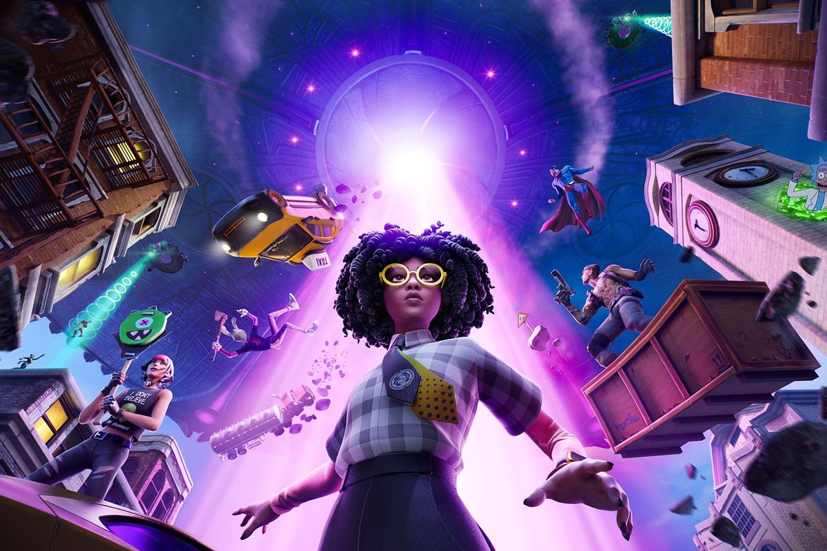 Locations of Expedition Outposts on Fortnite
