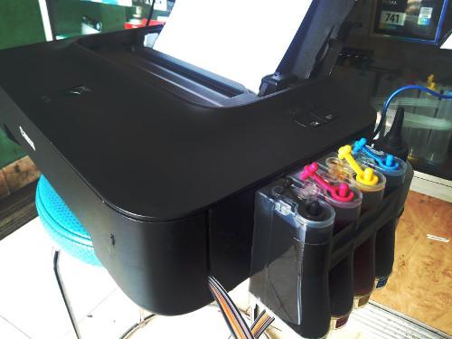 Penyebab Selang Infus Printer Masuk Angin