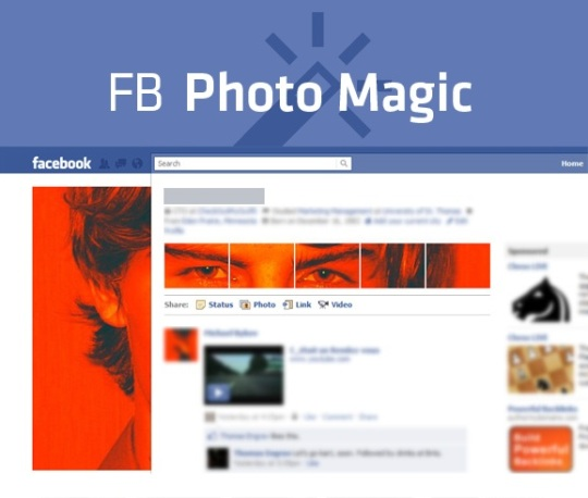 How to Make Unique Facebook Profile Page the Easy Way