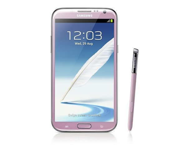 GALAXY Note II LTE (Martian Pink)