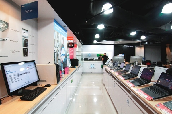 Old Dell Store - 2