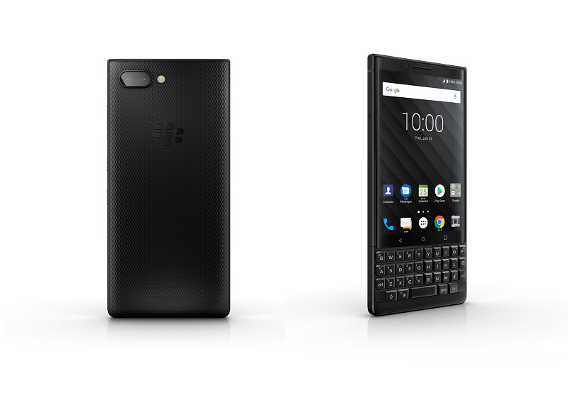 online retailer 7d871 38846 BlackBerry KEY2 Brings Back the Keyboard, Available Now | TechieLobang