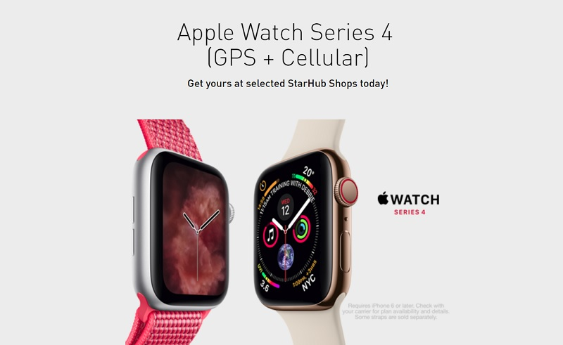 apple watch 4 gps without iphone