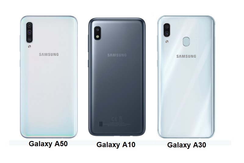 Samsung Affordable Galaxy A10 A30 And A50 Available In Singapore Techielobang