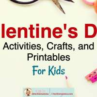 Valentine's Day Crafts and Activities for Kids