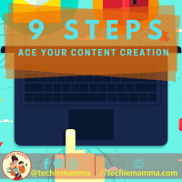 9 Steps To Ace Your Content Creation Strategy