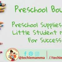 Preschool Supplies Your Little Student Needs For Success