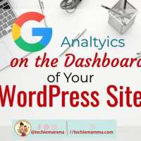 Best Google Analytics in the WordPress Dashboard
