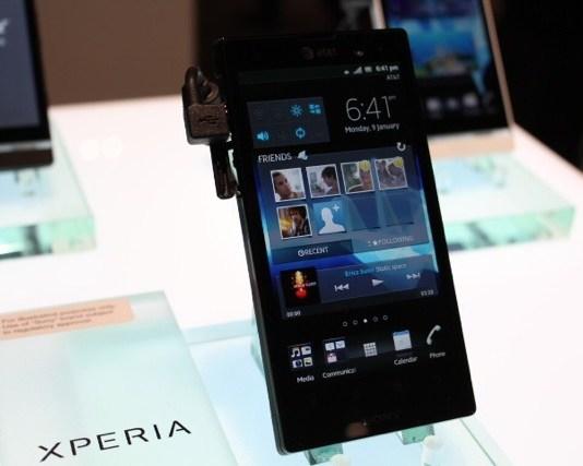 Sony Xperia phablet C