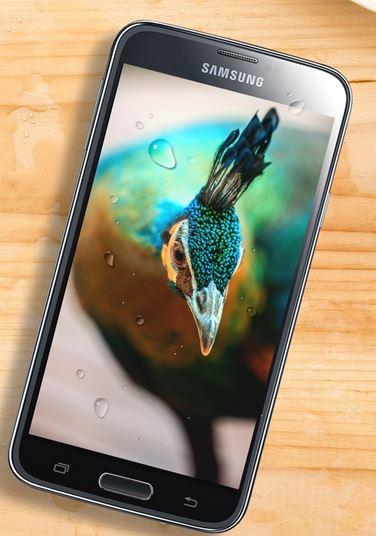 samsung galaxy s5 world's fastest phone