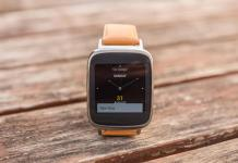 Asus ZenWatch WI500Q Specifications