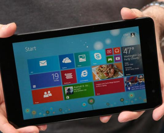 Dell Venue 8 tablet Specifications