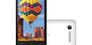 Intex Aqua V 3G specifications
