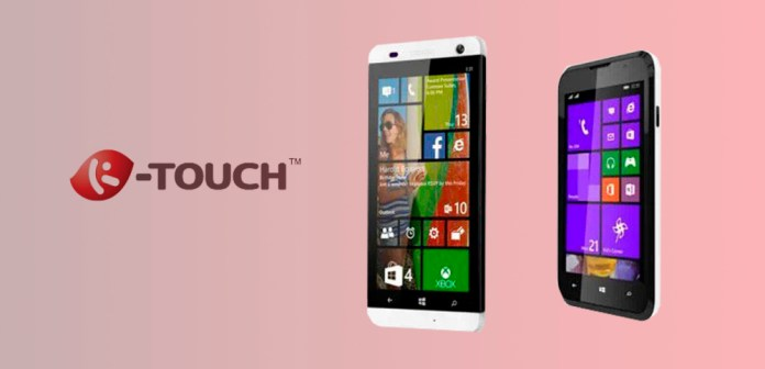 K-Touch 5705A Specifications